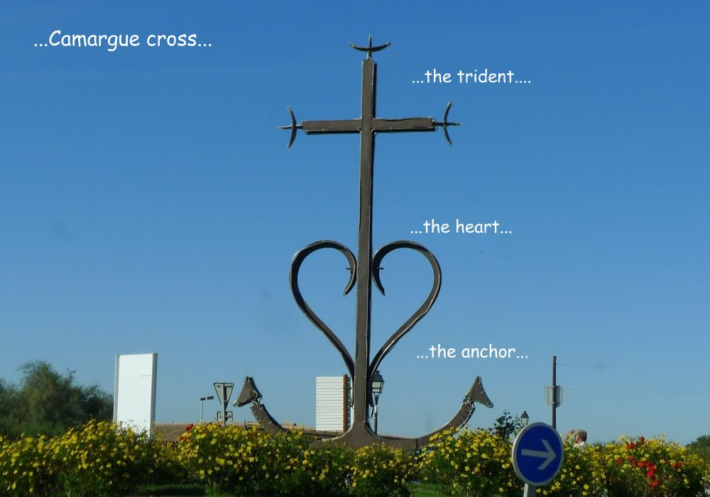 Camargue Cross